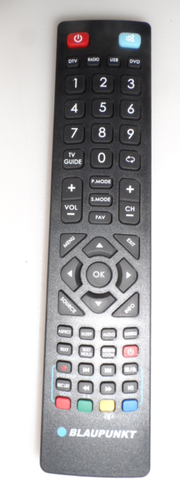 RC/BLAUPUNKT/DH1406048478  ORIGINAL  REMOTE CONTROL , DH1406048478, for BLAUPUNKT