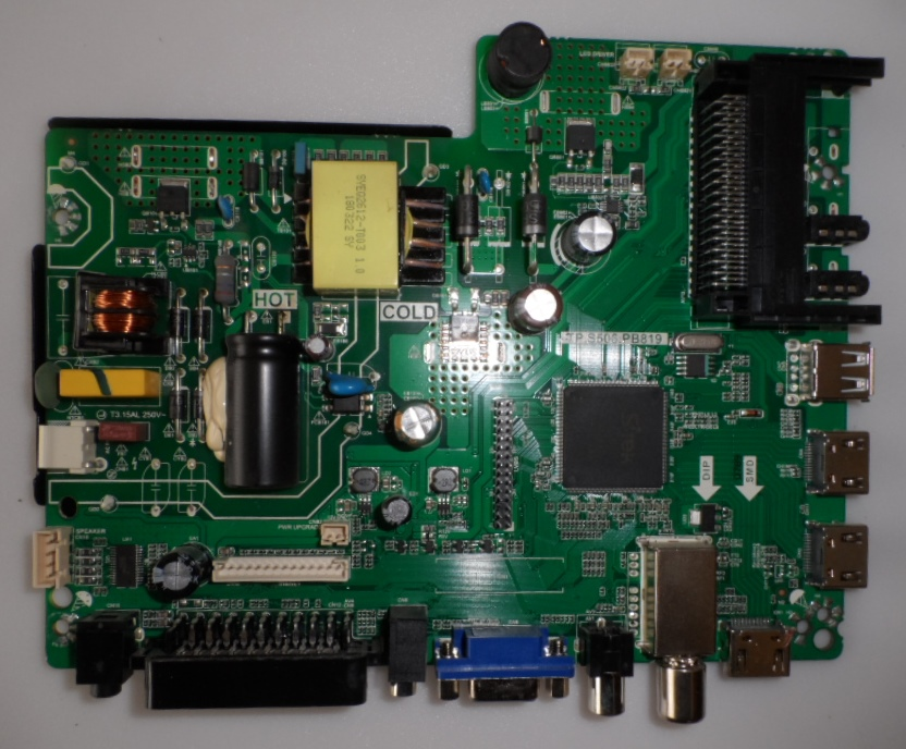 MB/TP.S506.PB819/32J1100 MAIN BOARD ,TP.S506.PB819,  for ,CROWN, 32J1100,