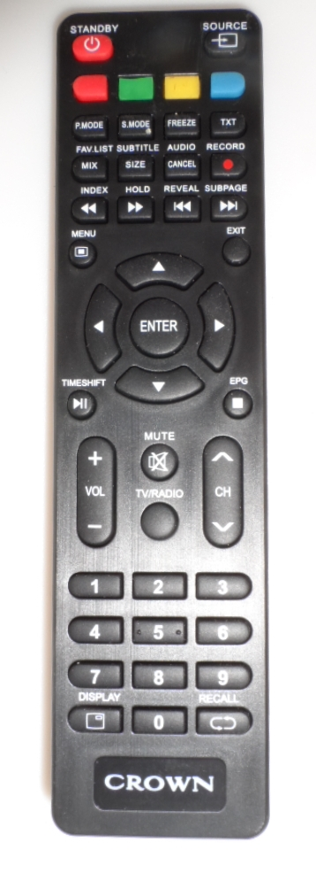 RC/CROWN/32J1100   ORIGINAL REMOTE  for ,CROWN 32J1100,