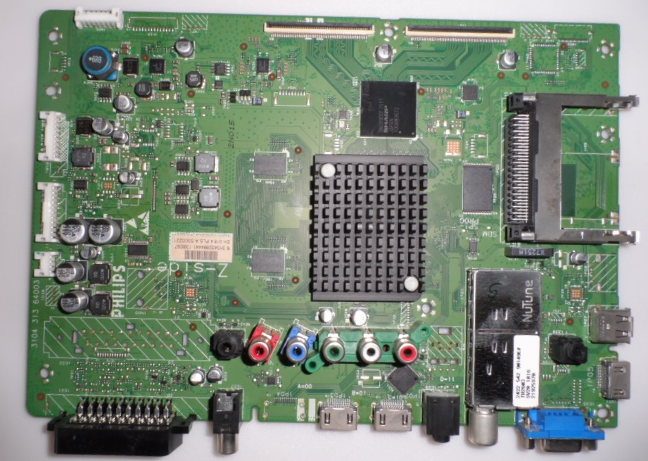 MB/46INC/PH/46PFL5605 MAIN BOARD ,3104 313 64003, for PHILIPS 46PFL5605H/12