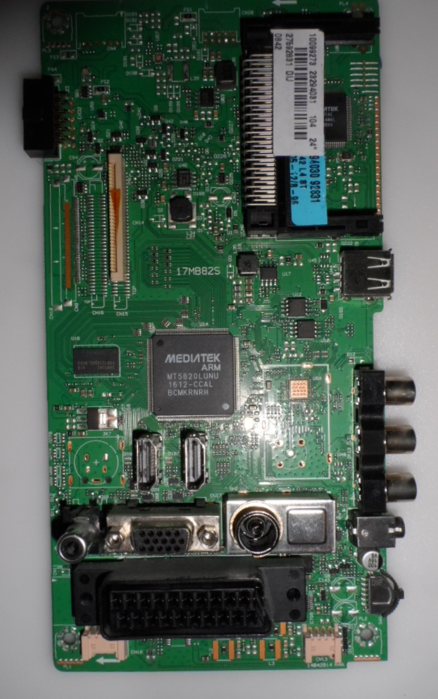 17MB82S/24INC/JVC MAIN BOARD,17MB82S ,10099278,23294031,27692831,
