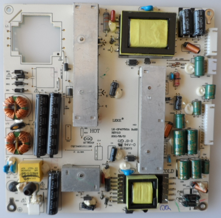PB/LK-OP407501A/CHINATV POWER BOARD ,LK-OP407501A,