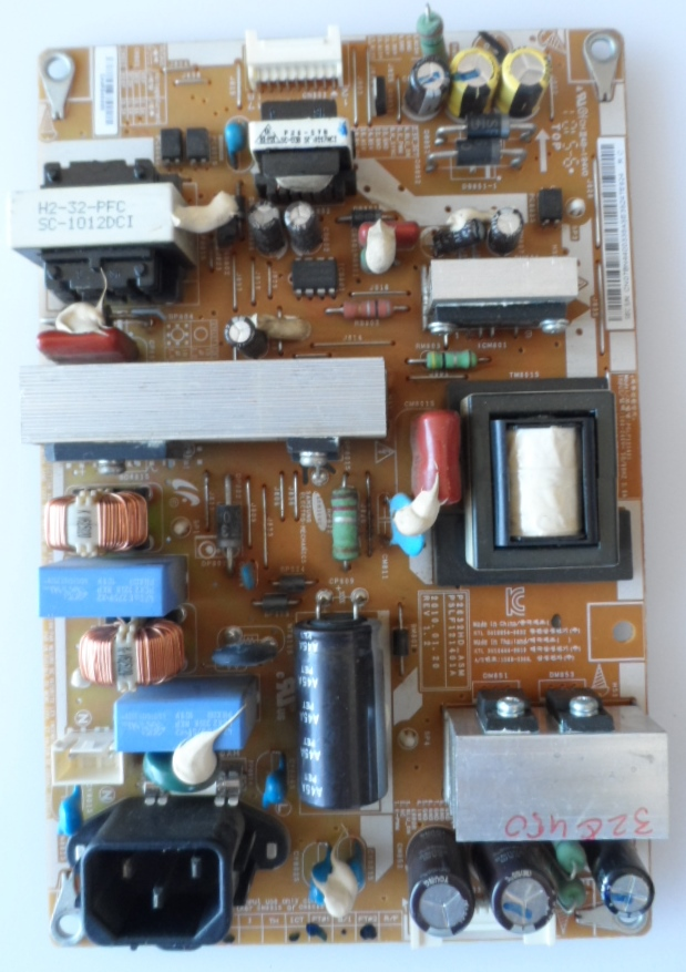 PB/BN44-00338A/SAM/32C450 POWER BOARD , BN44-00338A,P2632HD_ASM,PSLF211401A,