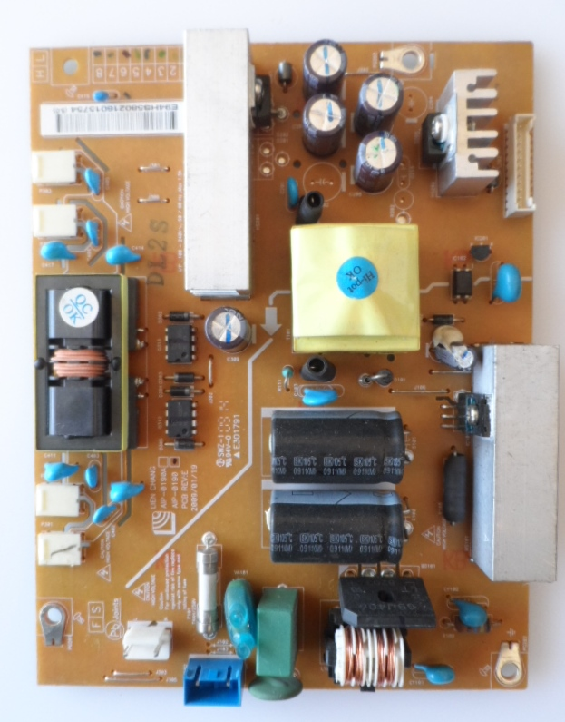 PB/LG/22LH2000 POWER BOARD ,AIP-0190,PCB REV:E for LG 22LH2000