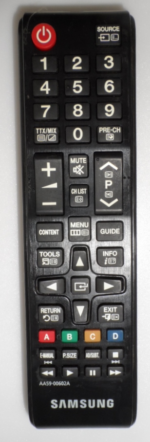 RC/SAM/AA59-00602A ORIGINAL REMOTE CONTROL,AA59-00602A ,for SAMSUNG  LED TV
