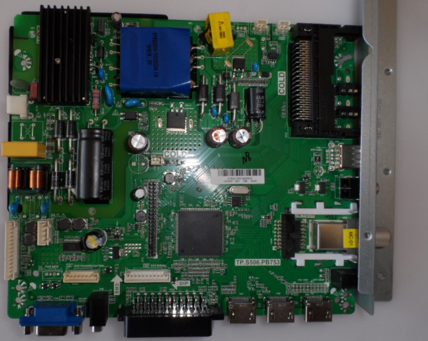 MB/TP.S506.PB753/40INC/JTC MAIN BOARD, TP.S506.PB753 , for 40inc display