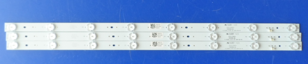 LB/32INC/CHINA/NN17 LED BACKLAIHT  ,30CL320031,11800968-B0,CL32D08-ZC14F-03, 3x8 diod 590 mm