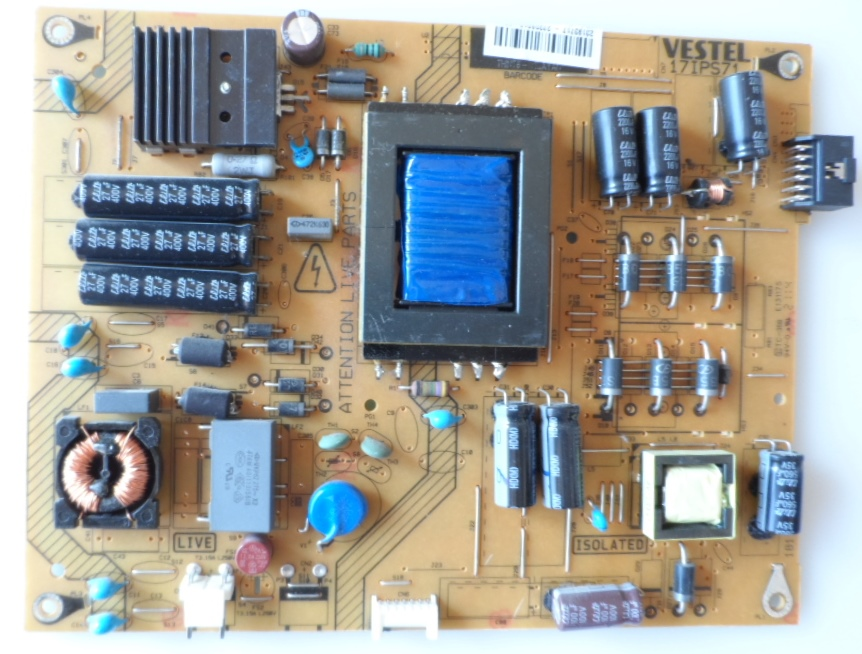 17IPS71/40INC/VES/NEO POWER BOARD ,17IPS71 ,for 40 inc DISPLAY ,23193717,27228010,18113R3,