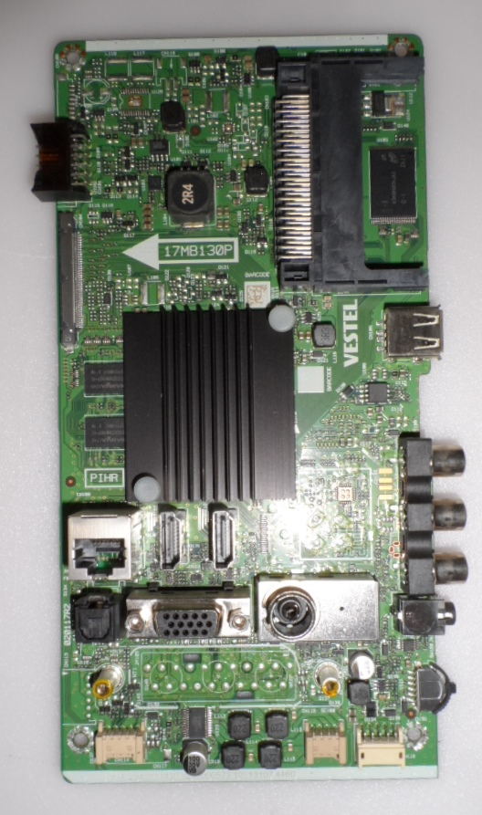 17MB130P/50INC/TURBOX MAIN BOARD ,17MB130P , for TURBOX TXV-U5050SMT ,1904,23459114,279283000573,10113107,4460,02011R2,
