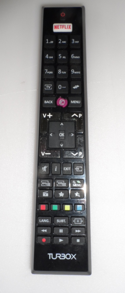 RC/RCA4995/TURBOX  REMOTE CONTROL, RC A4995, for ,TURBOX,