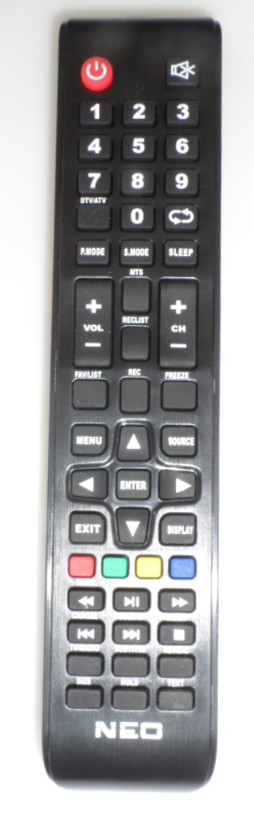 RC/NEO/32D8  ORIGINAL  REMOTE CONTROL  for ,NEO LED-32D8,