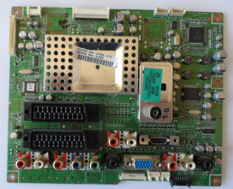 MB/BN41-00680C/SAM/40R71 MAIN BOARD ,BN41-00680C,Bordeaux_MP1.2,BN91-01005B, for, SAMSUNG, LE40R71B,