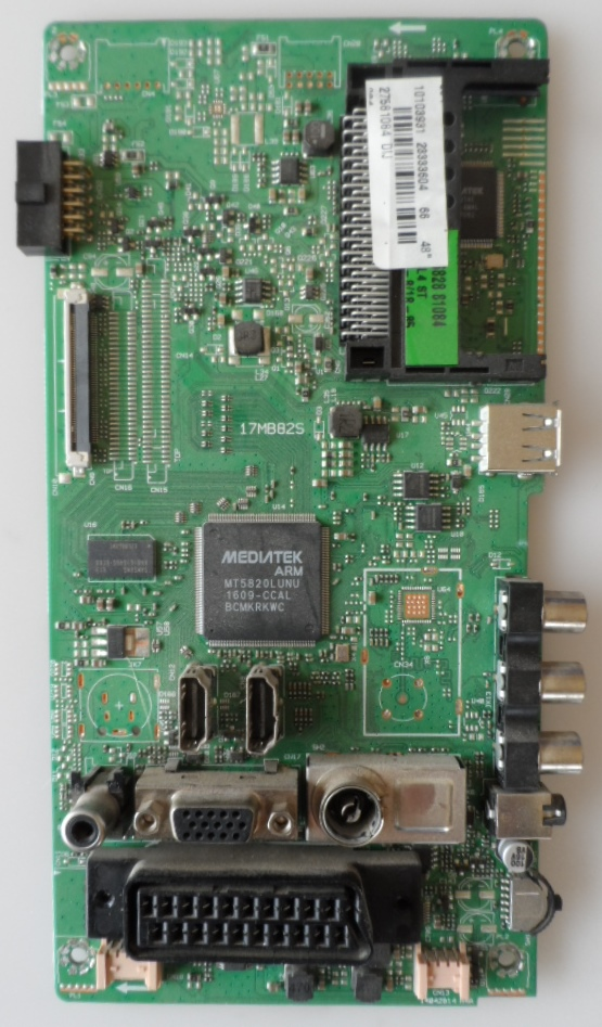 17MB82S/48INC/TFK MAIN BOARD 17MB82S,for 48 inc DISPLAY ,10103931,23333604,27581084,