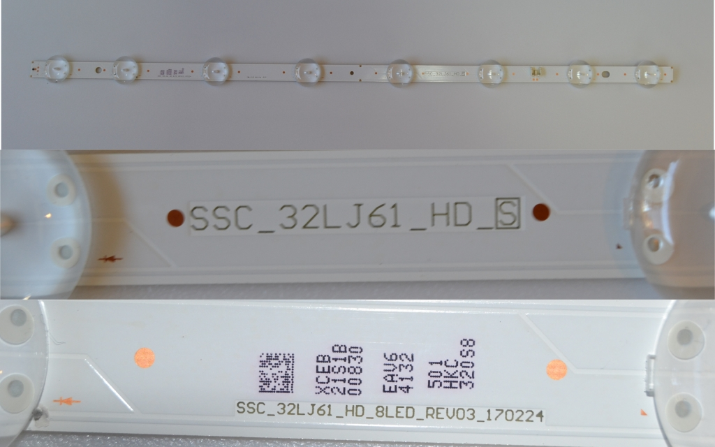 LB/32INC/LG/32LJ510U LED BACKLAIHT ,SSC_32LJ61_HD, S SSC_32LJ61_HD_8LED,_REV03_1700224,