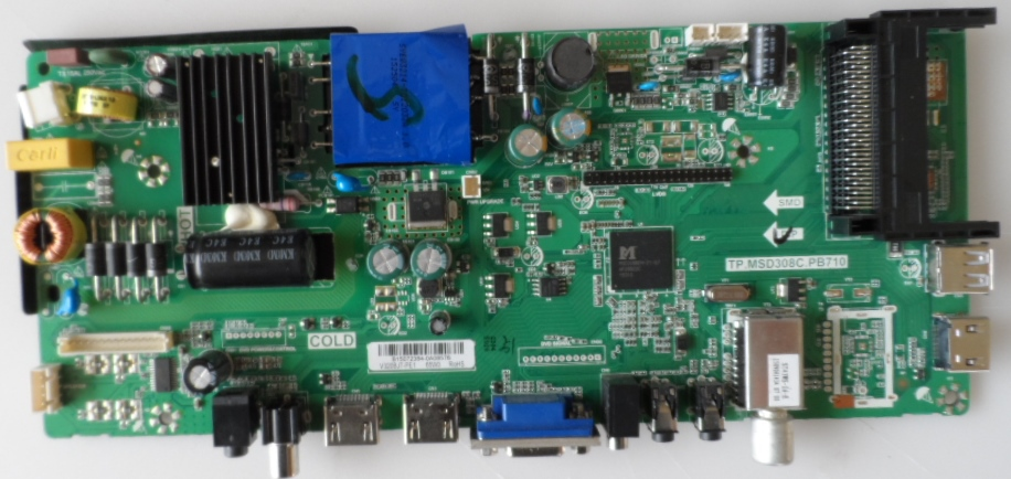 MB/TP.MSD308C.PB710/32INC/BP32G136 MAIN BOARD ,TP.MSD308C.PB710 ,for BLAUPUNKT B32G136THD,