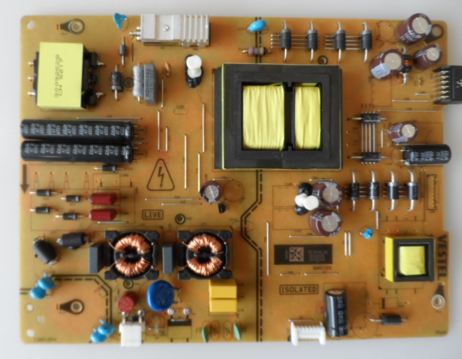 17IPS72/55INC/FINLUX POWER BOARD ,17IPS72, for 55 inc DISPLAY ,28028302,23395729,TH7 18041BC MD,