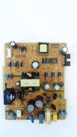 17IPS12/49INC/VES/DUAL2 POWER BOARD 17IPS12 for 49 inc DISPLAY  23307796 27747068