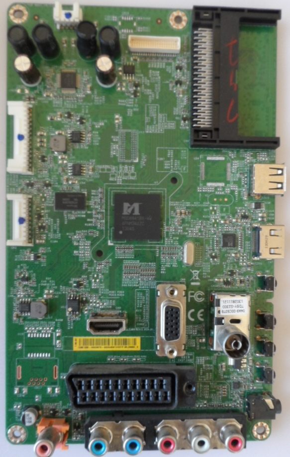 MB/TOSH/32L2333 MAIN BOARD 32L2300 for TOSHIBA 32L2333D