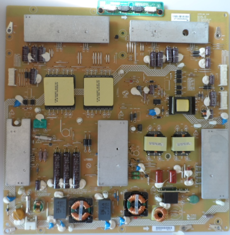 PB/TOSH/55WL968 POWER BOARD PA-3201-02TS-LF REV:A for TOSHIBA 55WL968