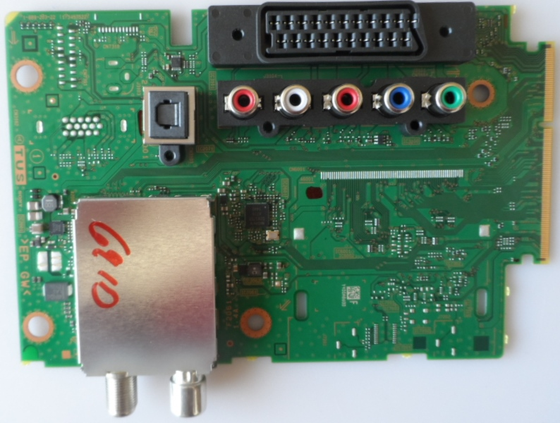 SUB/B/SONY/32W705B SUB BOARD AV/TUNER ,1-889-203-22 ,  173457522 , for SONY KDL-32W705