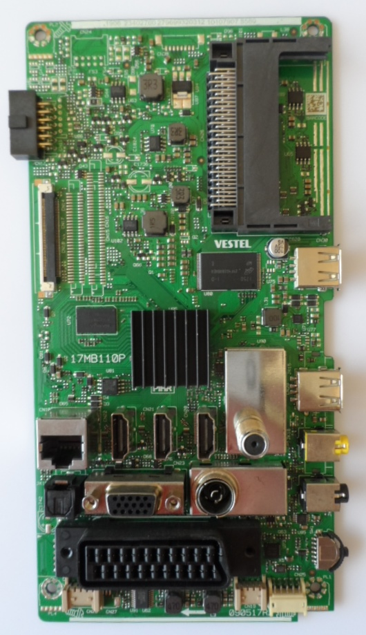 17MB110P/49INC/JVC MAIN BOARD ,17MB110P,  for 48 inc DISPLAY ,1906,23402760,279699320312,10107907,8580,