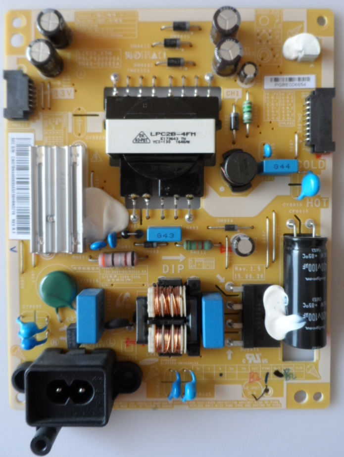 PB/BN44-00695A/SAM/28E310 POWER BOARD BN44-00695A  for SAMSUNG LT28E310EW