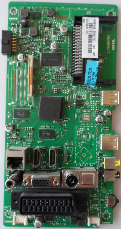 17MB95/32INC/SM/VES MAIN BOARD 17MB95M  for 32 inc DISPLAY 10091545 23247747 27379322