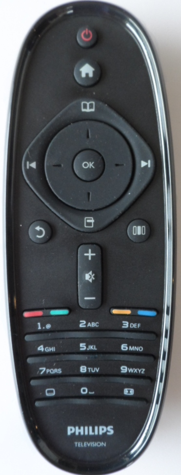 RC/PH/YKF278 ORIGINAL  REMOTE CONTROL 2422 5490 2543 for PHILIPS TV
