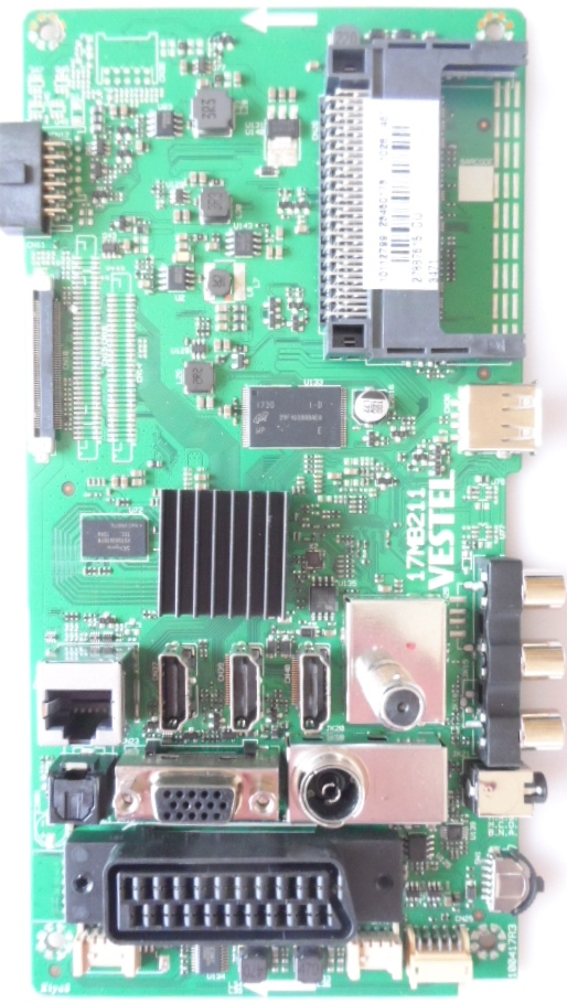 17MB211/48INC/VES/DUAL MAIN BOARD 17MB211  for 48inc DISPLAY 1012799 23450178 2787615
