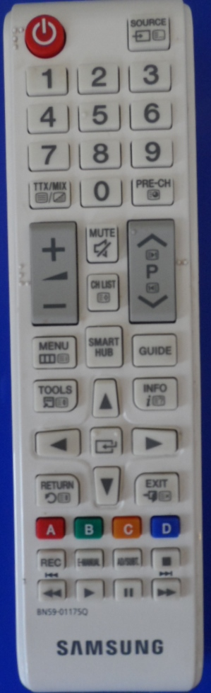 RC/SAM/BN59-01175Q ORIGINAL  REMOTE CONTROL BN59-01175Q for SAMSUNG TV