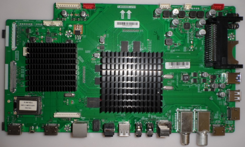 MB/T.MS6488.U701/SHARP/55XUF8772ES MAIN BOARD T.MS6488.U701 for SHARP LC-55XUF8772ES