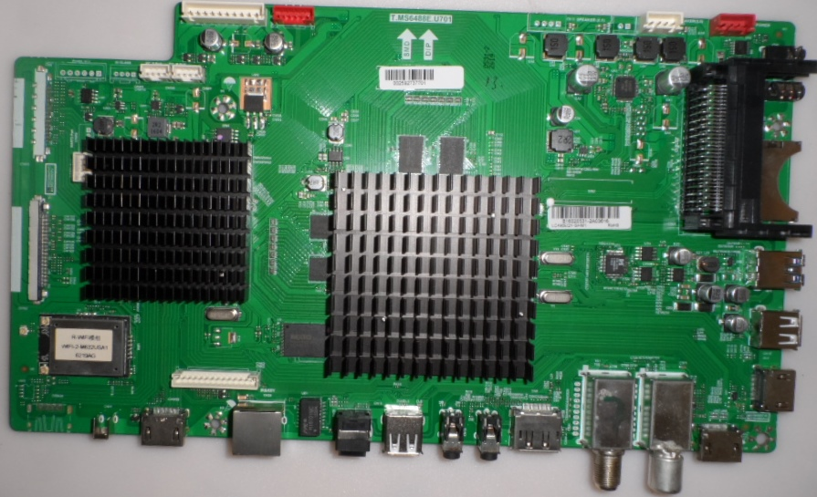 MB/T.MS6488.U701/SHARP/49CUF8462 MAIN BOARD T.MS6488.U701 for SHARP LC-49CUF8462ES