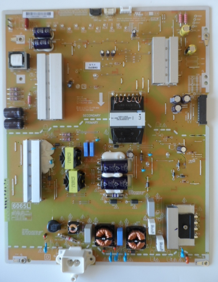 PB/LG/60UH8507 POWER BOARD EAY64269111 for LG 60UH8507