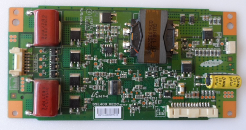 LD/40INC/TOSH/40RL838 LED DRIVER ,SSL400_0E2C, rev0.0,