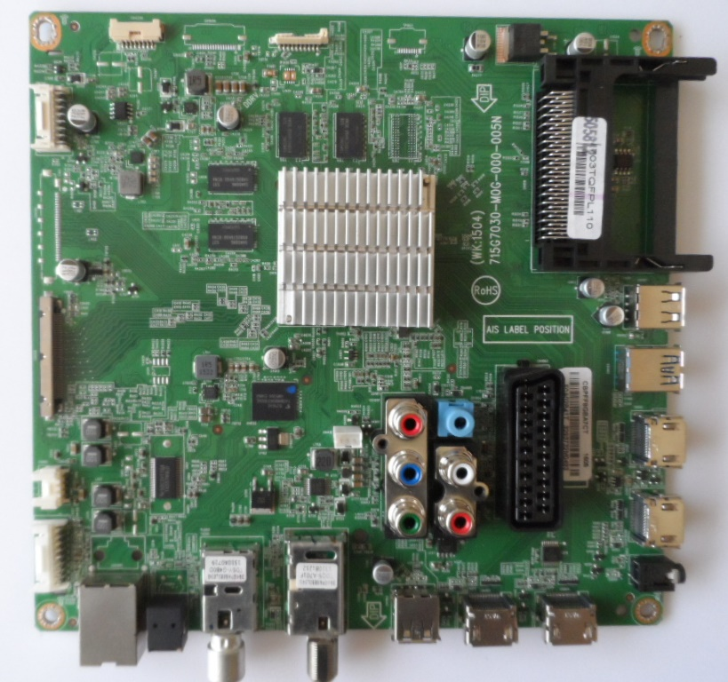 MB/32INC/PH/32PFK6500 MAIN BOARD ,715G7030-M0G-000-005N, for, PHILIPS ,32PFK6500/12,
