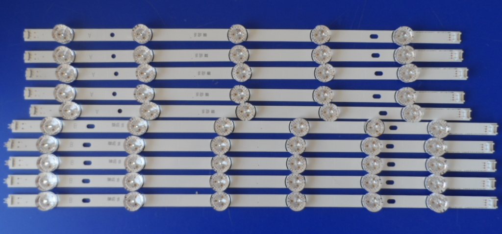LB/55INC/LG/55LB650V LED BACKLAIHT ,6916L-1987A,6916L-1988A,DRT 3.0 55