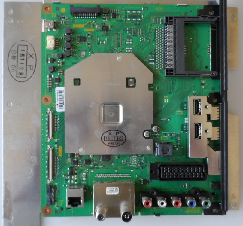 MB/40INC/PAN/40DSN638 MAIN BOARD ,TNPH1116 1 A ,TXN/A1DMWE, for ,PANASONIC TX-40DSN638,