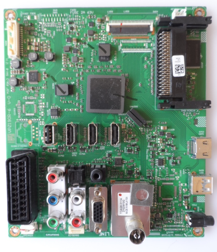 MB/32INC/GRUNDIG/32VLE8131 MAIN BOARD, VPZ190R-6 ,V-0,for, GRUNDIG 32VLE8131WF,