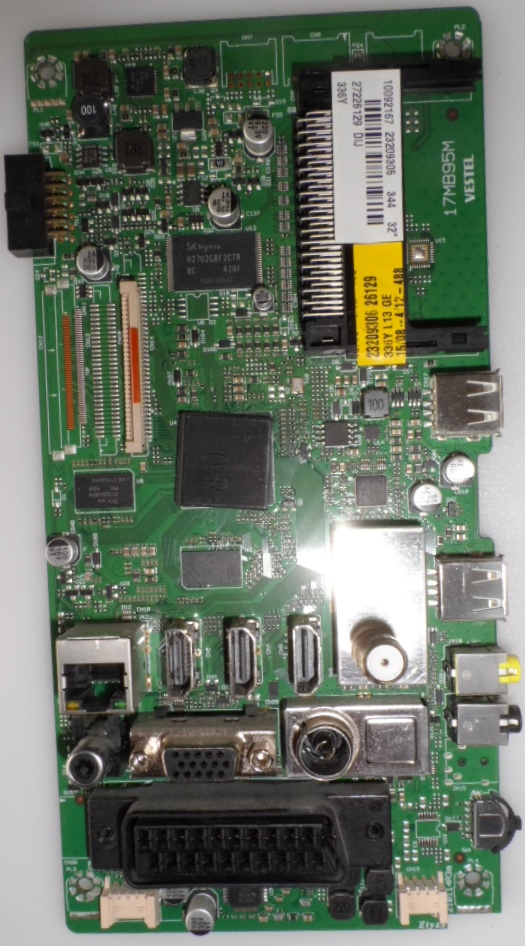 17MB95M/32INC/HITACHI MAIN BOARD ,17MB95M, for 32inc DISPLAY  ,10092167,23209305,27226129,