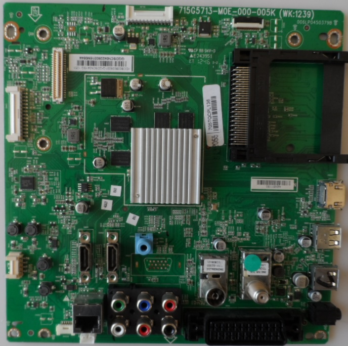 MB/42INC/PH/42PFL5008 MAIN BOARD ,715G5713-M0E-005K, for PHILIPS 42PFL5008K/12