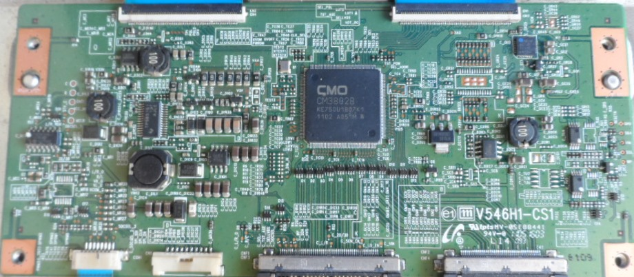 TCON/V546H1-CS1/SKYWORTH TCon BOARD ,V546H1-CS1, CHIMEI INOLUX