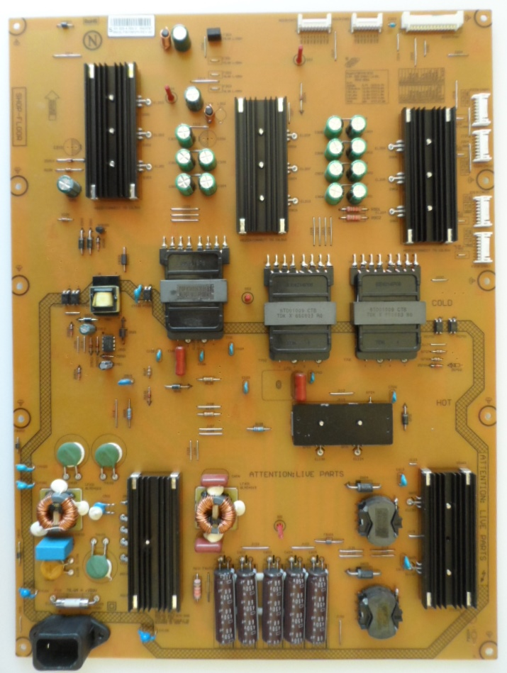 PB/65INC/PH/65PUS7601 POWER BOARD, FSP449-5F01, for PHILIPS 65PUS7601/12