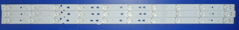 LB/32INC/MPMAN LED BACKLAIHT,LED315D10-07(B),PN:30331510219, 3X10 diod 635mm