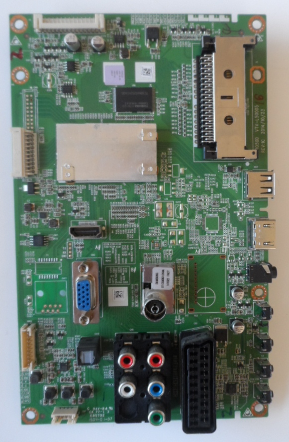 MB/TOSH/32E2533 MAIN BOARD SR050 VTV-L50005 for TOSHIBA 32E2533