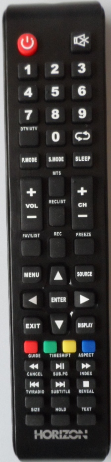 RC/HORIZON/43HL5320 ORIGINAL REMOTE CONTROL for, HORIZON 43HL5320F
