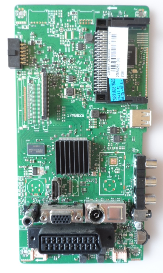 17MB82S/32INC/TFK MAIN BOARD 17MB82S for 32inc  DISPLAY,10099943,23331606,27586232