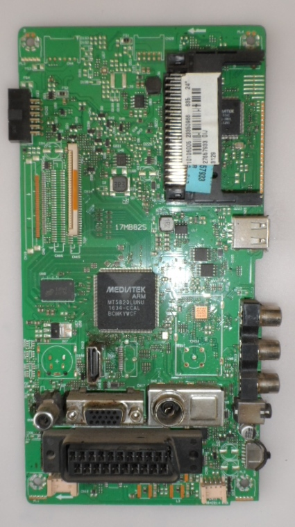 17MB82S/24INC/VES MAIN BOARD,17MB82S ,,23350966, VES239WNVC-2D-N04,
