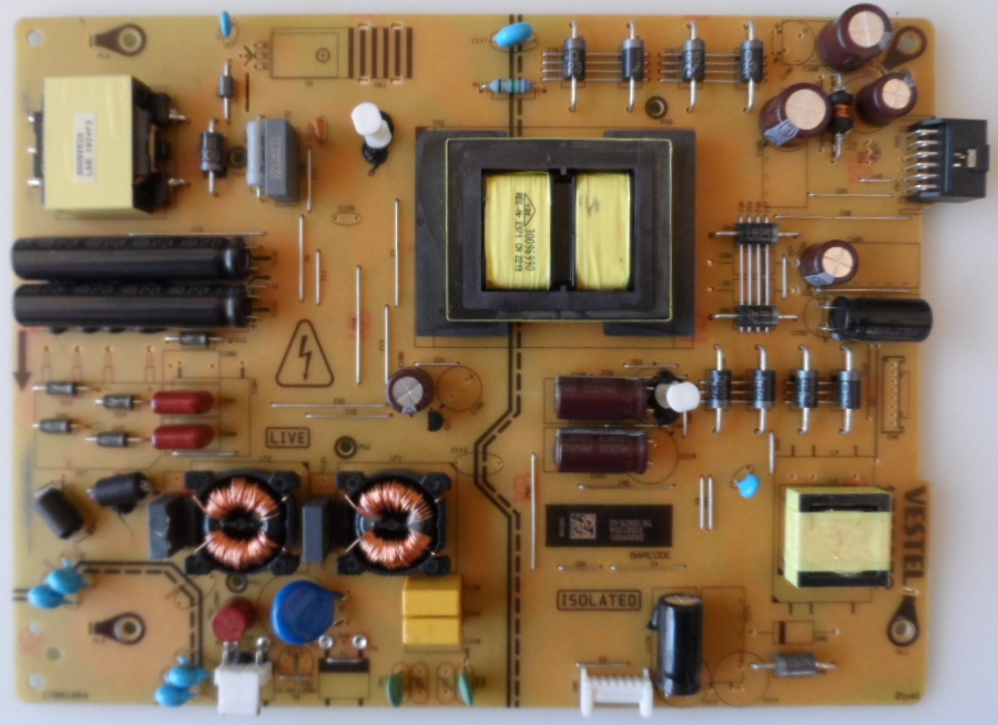 17IPS72/50INC/VES/JVC POWER BOARD ,17IPS72, for 50inc DISPLAY ,28285920,23521004,170081R4,