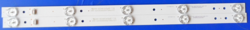LB/24INC/SKYWO/24E3A11G LED BACKLAIHT  ,CRH-A2430300205713Rev1.0 ,209216, 2X6 diod 405 mm