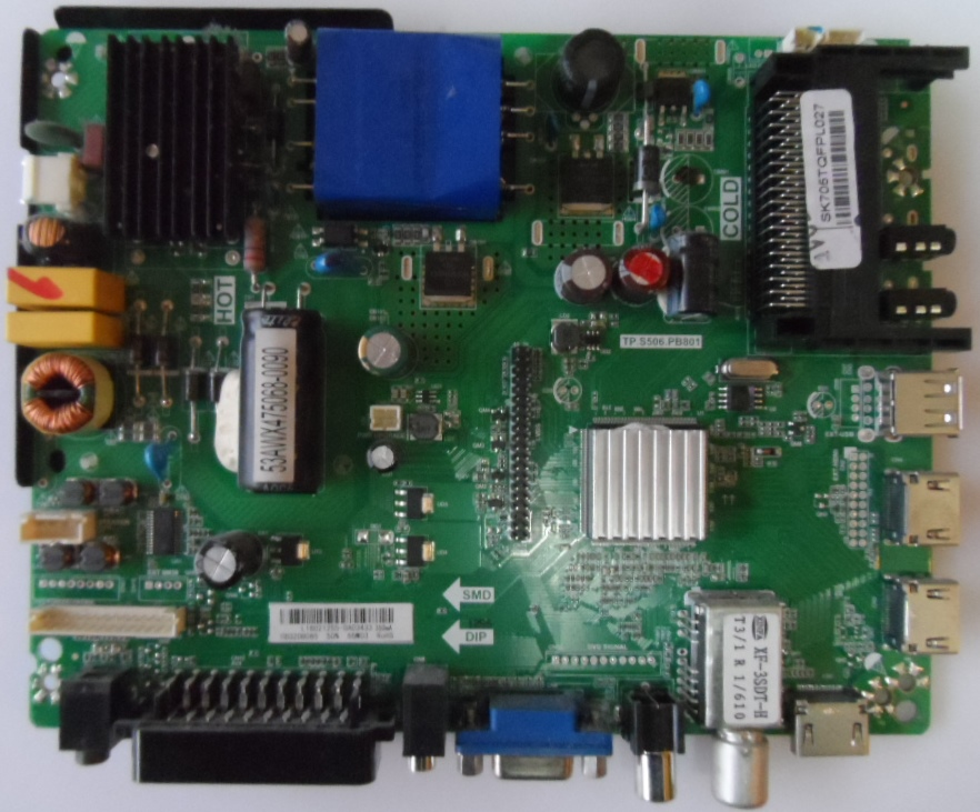 MB/TP.S506.PB801/STRONG MAIN BOARD ,TP.S506.PB801 , for STONG 32HX1001